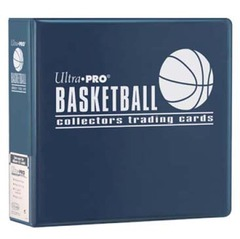 3in. Blue Basketball Album