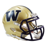 University of Washington UW Huskies Speed Mini Helmet unsigned