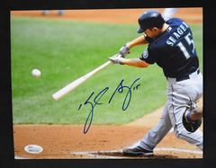 Kyle Seager Signed 8x10 Photo #1 Mariners JSA WPP