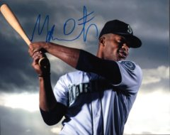 Mallex Smith Seattle Mariners Signed 8x10 Photo E Posed