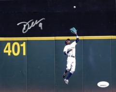 Dee Gordon Seattle Mariners Signed 8x10 Photo B JSA/COA