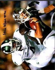 Malik McDowell Michigan State Signed 8x10 Photograph D