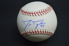 Danny Farquhar Signed Major Leage Baseball