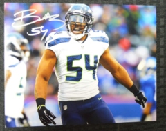 Bobby Wagner Seahawks Autographed 8x10 Photo C