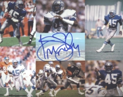 Kenny Easley Seahawks Autographed 8x10 Photo C
