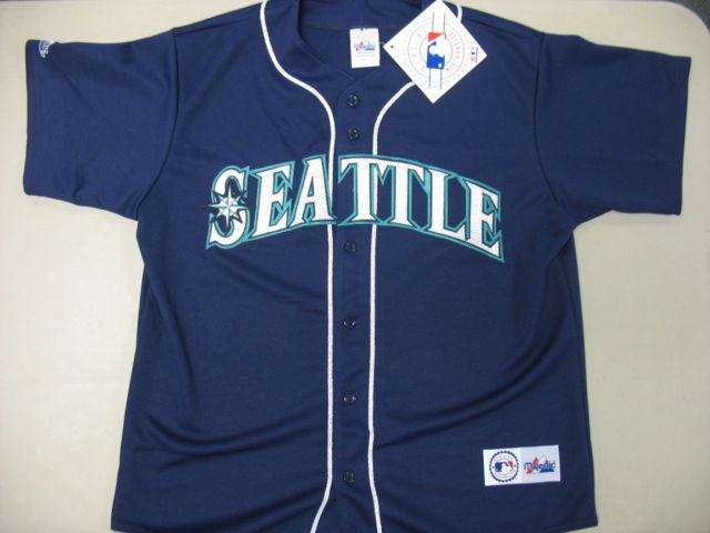 Northwest Sportscards - Seattle Mariners Jersey Size Large (New With Tags)  - Memorabilia » Baseball » Jerseys 5ffa2b55e5e1