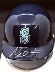 Mallex Smth Signed Mini Helmet