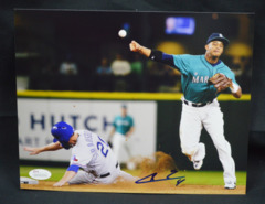 Ketel Marte Signed 8x10 JSA 25% OFF SALE!