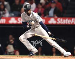 Dee Gordon Seattle Mariners Signed 8x10 Photo A JSA/COA
