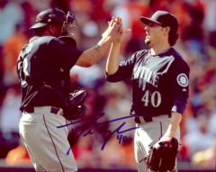 Danny Farquhar Mariners Signed 8x10 Photo I