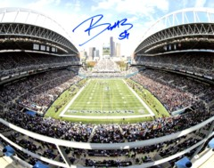 Bobby Wagner Seahawks Autographed 8x10 Photo M