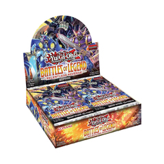 YGO Battles of Legend: Relentless Revenge Sealed Case (12 Booster Boxes)