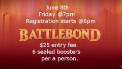 MTG Battlebond Release Tournament 6/8/18