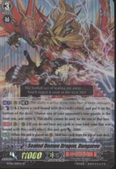 Sealed Demon Dragon, Dungaree - BT08/008EN - SP