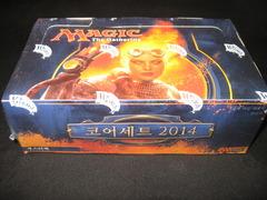 Magic 2014 M14 Booster Box (Korean)