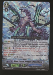 Blue Storm Dragon, Maelstrom - BT08/005EN - RRR