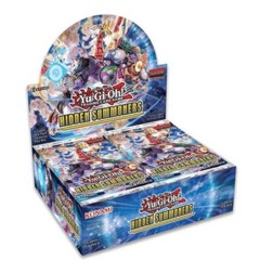 YGO Hidden Summoners Booster Box
