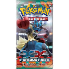 XY - Furious Fists Booster Pack