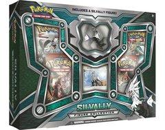 Pokemon Silvally Figure Collection