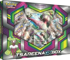 SM Pokemon Tsareena-Gx Box