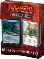 MTG Duel Decks: Merfolk vs. Goblins