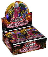 YGO Legendary Duelist Ancient Millennium Booster Box
