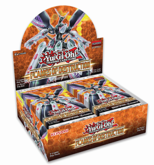YGO Flames of Destruction Sealed Booster Case (12 Boxes)