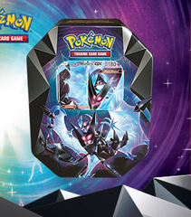 Pokemon Dawn Wings Necrozma-GX Tin