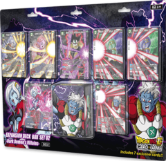 DBS Dark Demon's Villains Deck Expansion