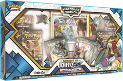 Pokemon Legends Of Johto Gx Premium Collection