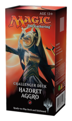 MTG Challenger Decks: Hazoret Aggro