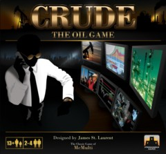 Crude: The Oil Games