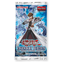 YGO Legendary Duelists: White Dragon Abyss Booster Pack
