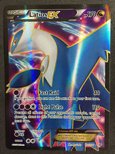 Latios-EX - 101/108 - Full Art Ultra Rare