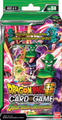 DBS Starter Deck 4 The Guardian of Namekians