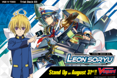 V Trial Deck Vol. 03: Leon Soryu