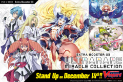 V Extra Booster Vol. 03: UltraRare Miracle Collection Booster Box