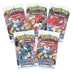 Black and White - Boundaries Crossed Booster Pack