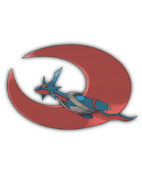 Mega Salamence-EX - Premium Collection