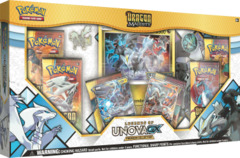 Dragon Majesty Legends of Unova-GX Premium Collection