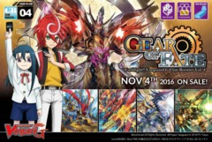 G Clan Booster 4: Gear of Fate - Booster Box