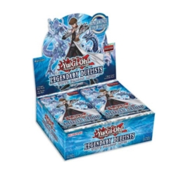 YGO Legendary Duelists: White Dragon Abyss Booster Box