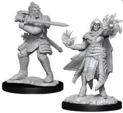 D&D Nolzur's Marvelous Miniatures: Hobgoblin Fighter & Hobgoblin Wizard (Wave 15)