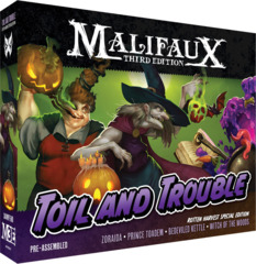 Malifaux: Rotten Harvest -Toil and Trouble