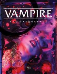 Vampire: The Masquerade 5th Edition Core Book