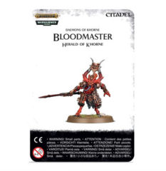 Bloodmaster, Herald of Khorne