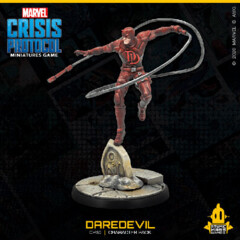 Marvel: Crisis Protocol - Bullseye & Daredevil
