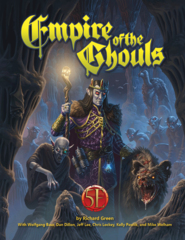 Empire of the Ghouls Hardcover (5E)