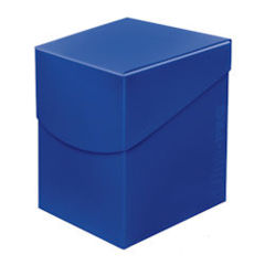Ultra Pro Eclipse Deck Box - Pacific Blue