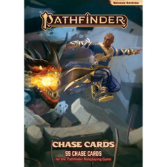 Pathfinder 2E RPG: Chase Cards Deck